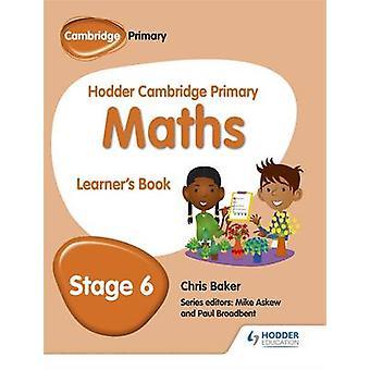 ホダー ケンブリッジ主な数学学習の本 6 クリス ・ ベーカー - 9781