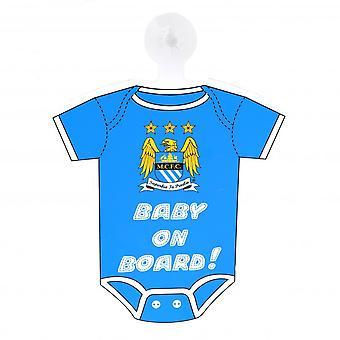 Manchester City FC offisielle Baby på tegn