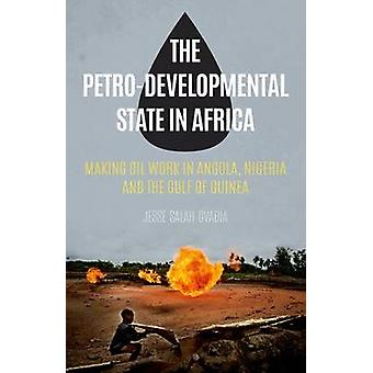 The Petro-Developmental State in Africa - Making Oil Work in Angola -