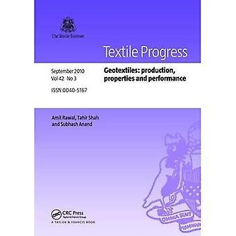 Geotêxteis: Produção, propriedades e desempenho