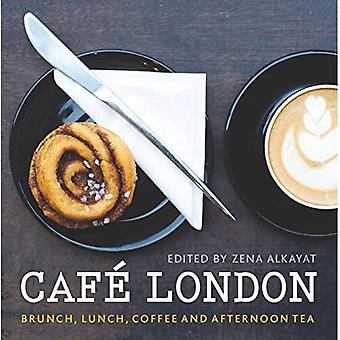 CAF Londres: Brunch, almoço, café e chá da tarde