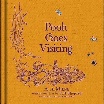 Winnie de Poeh: Pooh gaat bezoeken