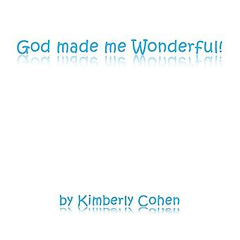 God made me Wonderful!