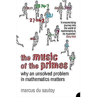 Musik av primtal: varför ett olöst Problem i matematik frågor