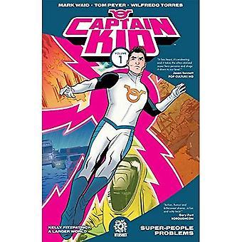 Captain Kid Volume 1 (Innbundet)