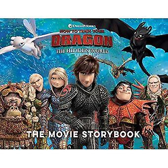 Comment former votre Dragon le monde caché le Movie Storybook (How to Train Your Dragon: Hidden World)