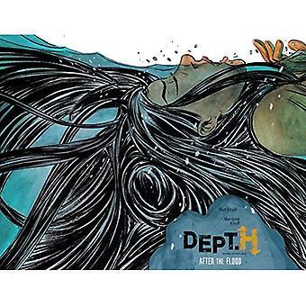 Dept. H Volume 2: After the Flood