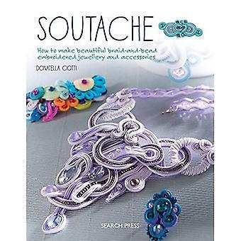 Soutache: Hvordan man laver smukke fletning-og-perle broderet smykker og tilbehør