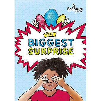 The Biggest Surprise (5-8s) by Gemma Willis - Lisa Maltby - 978178506