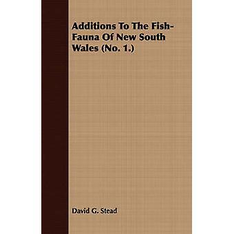 新しい南ウェールズ第 1 海域に追加。ステッド ・ デイヴィッド g. によって