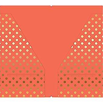Echo Park Full Bloom Travelers Notebook Pocket Folder Insert