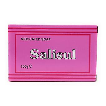 Salisul asit sülfür sabunu % 10 sülfür içeriği salisilik asit ile