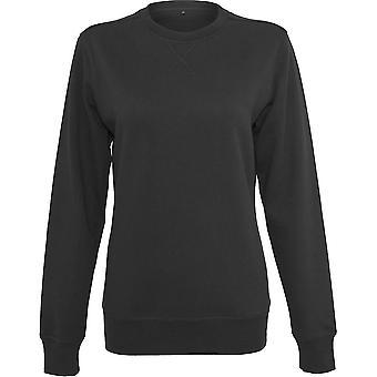 Cotton Addict Womens Light Crewneck Cotton Sweatshirt