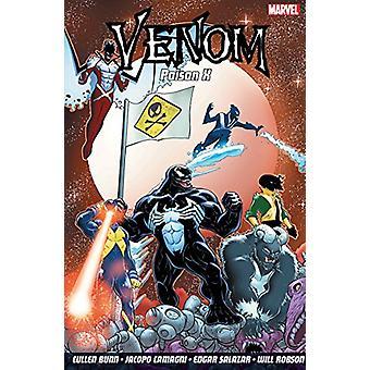 Venom & X-men - Poison X - Poison X by Cullen Bunn - 9781846539145