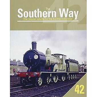 Southern Way 42 by Kevin  Robertson - 9781909328761 Book