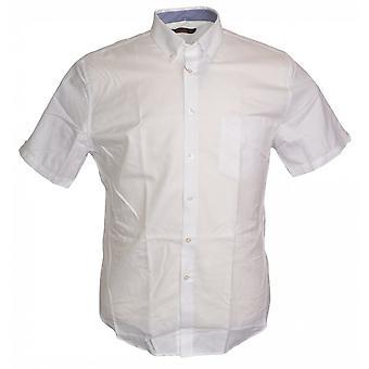 BEN SHERMAN Ben Sherman Oxford Short Sleeve Shirt
