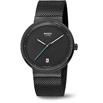 Boccia Titanium 3615-02 Miesten Watch