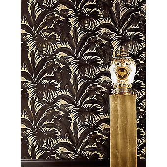 Versace Giungla Palm Leaves Wallpaper 10m x 70cm