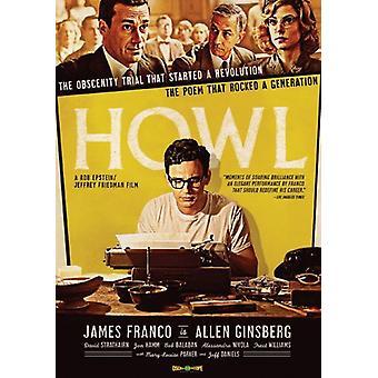 Howl [DVD] USA import