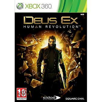 Deus Ex Human Revolution (Xbox 360) - Neu