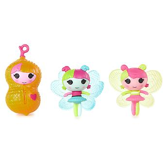 Mini Lala Oopsie Littles 3 Pack: Narsissin, Fearn & Tulip