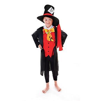 Bristol novinka/dětský klobouk-kostým prodavač