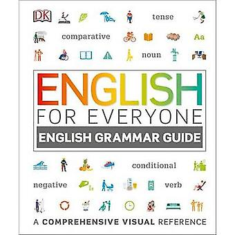 English for Everyone - English Grammar Guide by DK - 9781465452696 Book