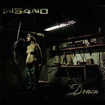Insano - Drain [CD] USA import