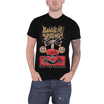 Pungent Stench T Shirt Smut Kingdom 1 Band Logo new Official Mens Black