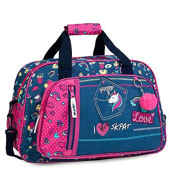 Travel Bag of kinder sport voor meisje model Unicorn