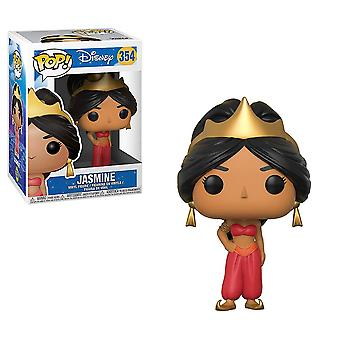 Aladdin Jasmine (Red) Pop! Vinyl