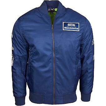 New Era Bomber Superbowl 50 Jacket - NFL Seattle Seahawks