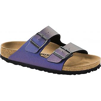 Birkenstock Arizona BF Sandale 1014283 Eis metallic violett SCHMAL