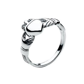 Kit Heath Heritage Heritage Celtic Small Irish Claddagh Ring 2380HP