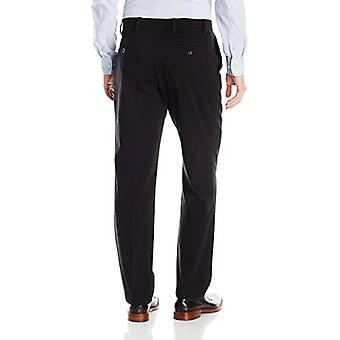 Dockers Men's Classic Fit Easy Khaki Pants -, Black (Stretch), Size 34W x 30L