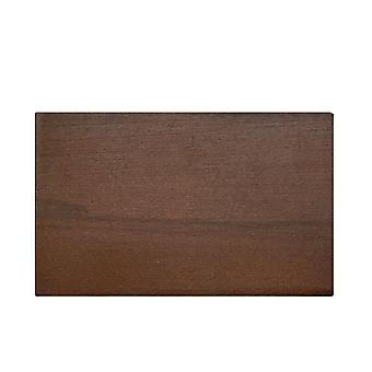 Dreptunghiular mobilier din lemn de cireșe picior 9 cm