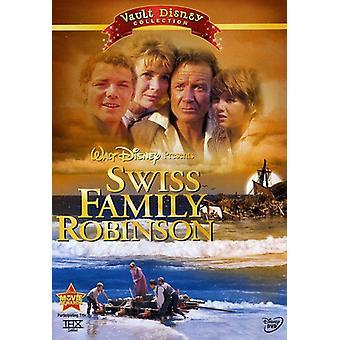 Import USA Swiss Family Robinson [DVD]