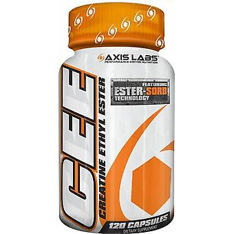 Axis Labs Creatine Ethyl Ester Capsules