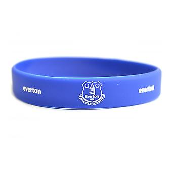 Everton FC Official Football Silicone Wristband