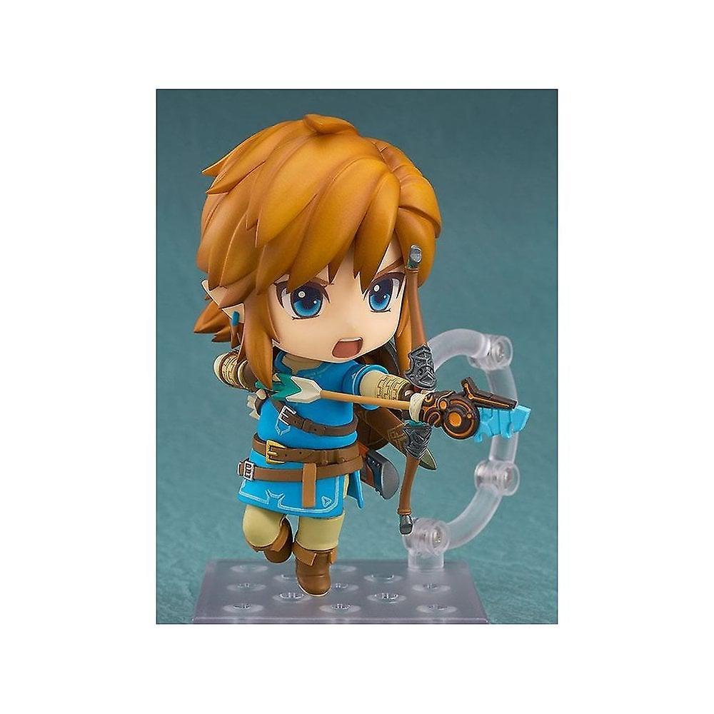 The Legend of Zelda The Legend Of Zelda Link Nendoroid Breath Of The Wild Ver. DX Edition