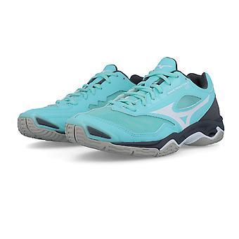 Mizuno Wave Phantom 2 Zapatos de corte interior para mujer y apos;s