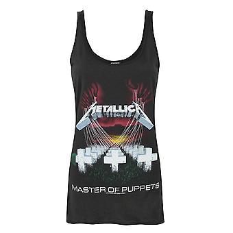 Ενισχυμένο ς κύριος Metallica των γυναικών μαριονέτων's γιλέκο ζωνών