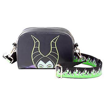 Disney Maleficent Musta Crossbody Laukku