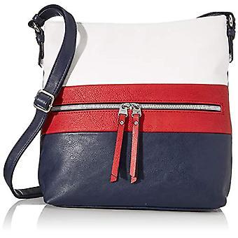Tom Tailor Acc Ellen - Multicolored Women's Shoulder Bags (Maritim) 30x30x8 cm (W x H L)