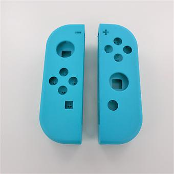 Replacement housing for nintendo switch joy-con left & right controller shell - blue | zedlabz