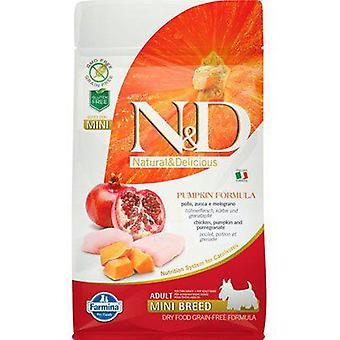 Farmina N&d Grain Free Pumpkin Adult Mini Chicken and Pomegranate