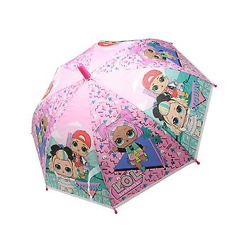 LOL Surprise! Childrens/Kids Character Stick Umbrella