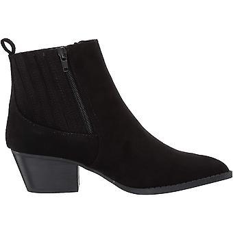 Carlos by Carlos Santana Womens Valiant Fabric Pointed Toe Ankle Fashion Boots