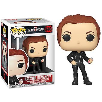 Marvel: Black Widow Film Natasha Romanova Street Klær Funko Pop!