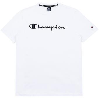 Mester menn t-skjorte crewneck 214142